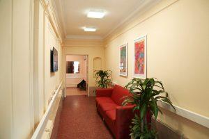 foto de la residencia